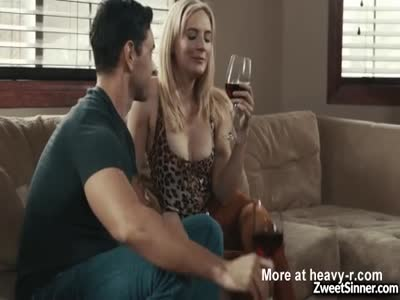 Mona Wales gets an awesome sex with neighbor