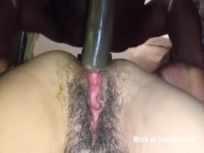Dirty Interracial Anal