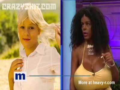 White Woman Transformed Herself Into Black Woman