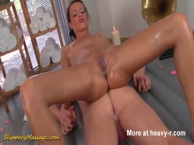Slippery Nuru Massage For Poolboy