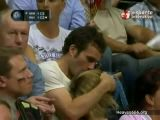 Getting Head During Volleyball Match