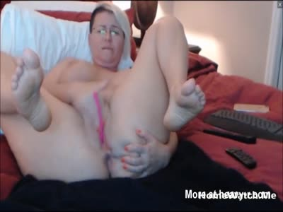 Emo Mature Neighbor On Cam