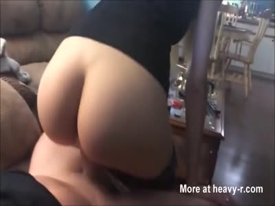 Teen With Magnificent Riding Hard