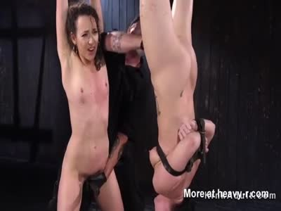 Slaves In Sixtynine Made To Do Oral