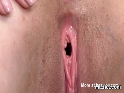 Teasing With Her Fuck Hole