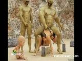 Lara Croft Monster Raped