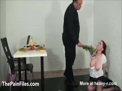 Bizarre Spanking And Humiliation