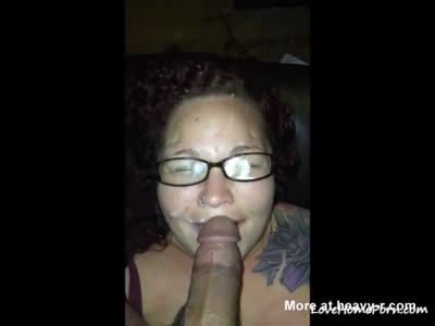 Ugly Wife Sucks Like Crazy