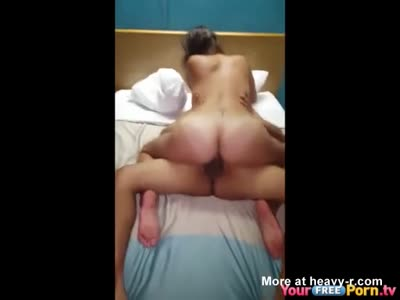 Cuckold Wife Is Riding Her Boss Cock