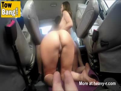 Tow Truck Blowjob