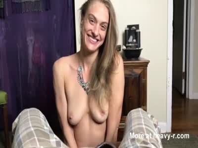 Happy Cock Sucking Girlfriend