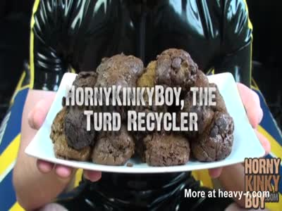 HornyKinkyBoy, the Turd Recycler
