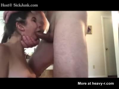 Dude Face Rapes His Bitch