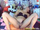 Hot Shemale Masturbation her Dick