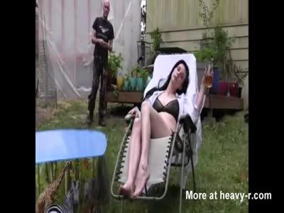 Bikini Strangle