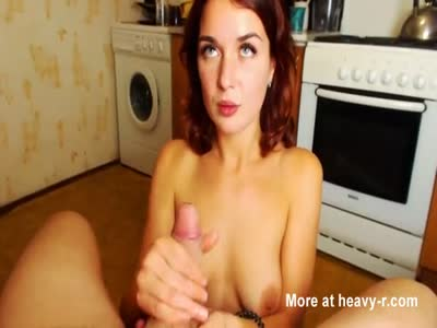 Redhead Wife Cheats On Husband