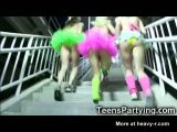 CRAZY Teens Partying