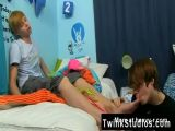 Amazing gay scene Kyler Moss and Nick Duvall get into