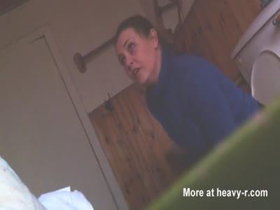 Pissing Mom On Hidden Cam
