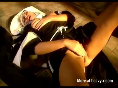 Fake Nun Likes BDSM