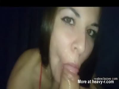 Cock Chewer
