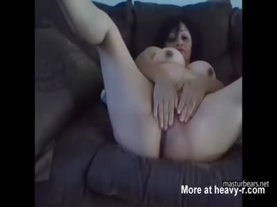 Mexican Mom Masturbating