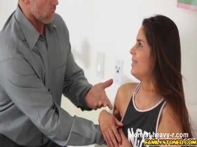 Katya Rodriguez got her tight pussy railed