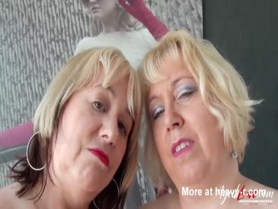 Hot Matures In Group Sex