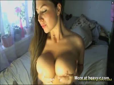 Cute Big Tits Teen Sexy Blowjob And Fingering