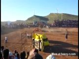 Monster Truck Kills 7 People At Mexican Show