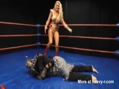 JC Marie vs Monster