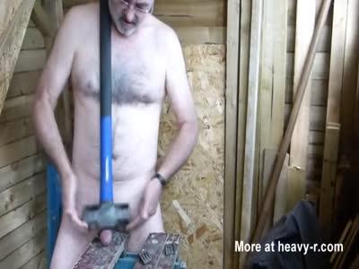 Sledge Hammmer Cum