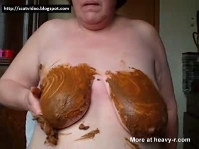 BBW Granny Shits Herself