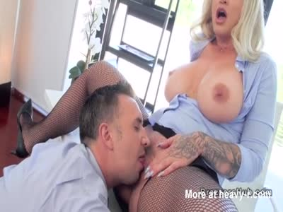 Anal Sex With The Boss