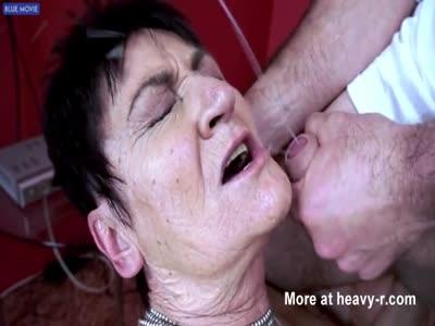 Facial For Granny