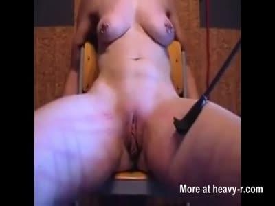 Humiliation Of Mature German Whore