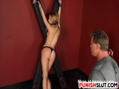 Hardcore Fucking Obedient Sex Slave