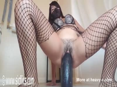 Wrecking Hairy Latina Cunt