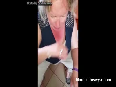 Mother In-law Didn't Want To Swallow