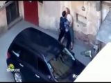 Caught Fucking In An Alley