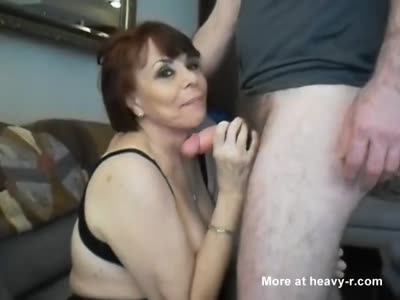 Cuckold Wife Sucking For Cum