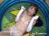 Asian Queen Piss Shower
