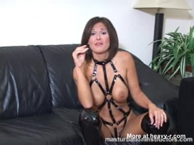 Masturbation Instructor