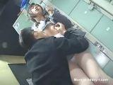 School girl raped in library