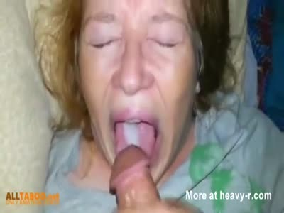 Mom Cummed In Mouth