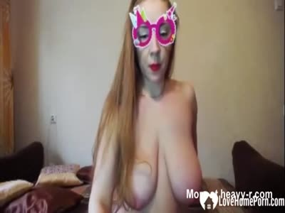 Girl With Mask Fucked In Doggystyle