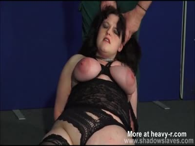 Cruel bbw bdsm and humiliating domination of tit tormented