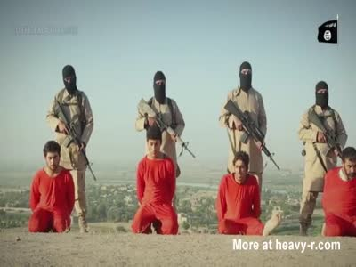 ISIS Beheadings and Executions