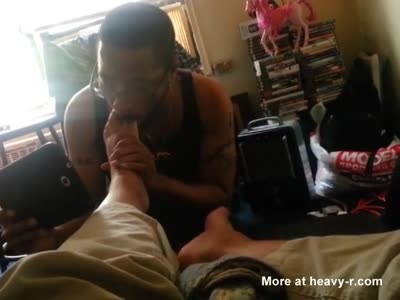 Foot Worshiper