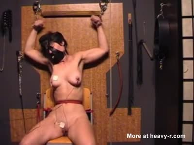 Extreme BDSM Play